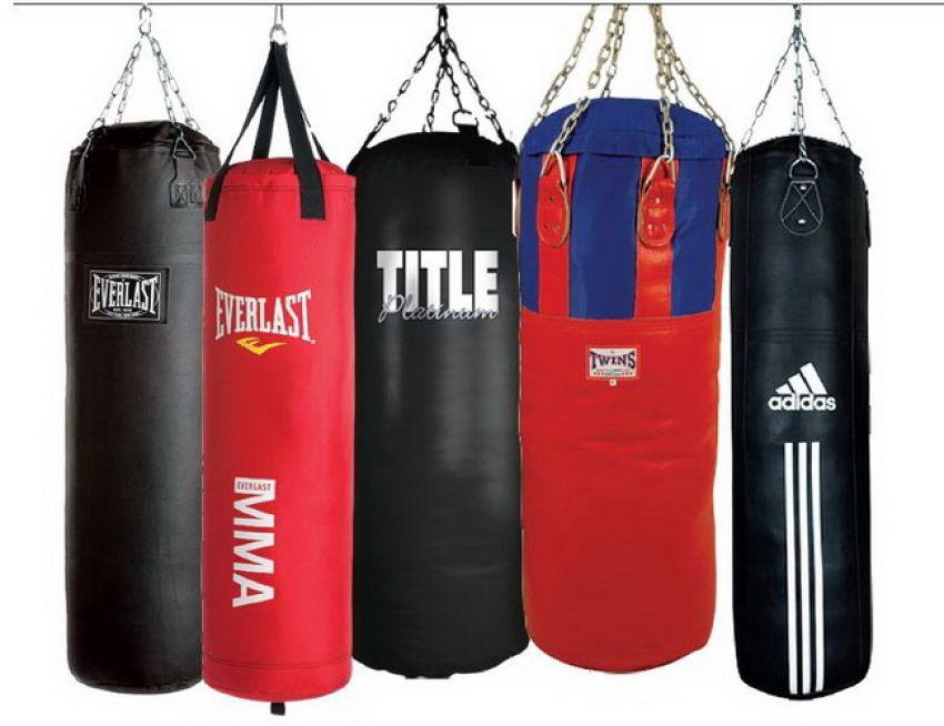 Боксерські груші: поради щодо вибору