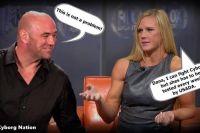 Крис «Сайборг» хочет, чтобы Холли Холм проходила допинг-тесты не реже чем она сама