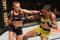 Зарплаты и бонусы участников турнира UFC 237: Роуз Намаюнас - Джессика Андраде