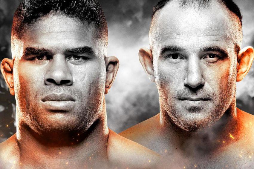 Прямая трансляция UFC Fight Night 149 Санкт-Петербург: Алистар Оверим - Алексей Олейник, Ислам Махачев - Арман Царукян