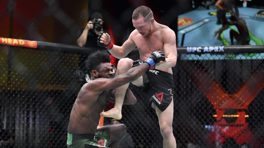 Umar Nurmagomedov turned to Sterling about the revenge of Petr Yan.