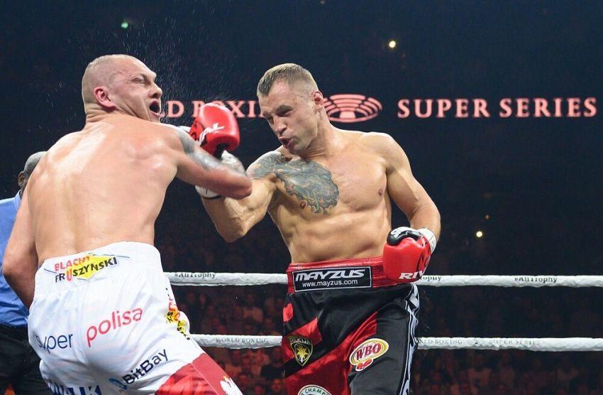 WBO обязала победителя боя Бриедис - Дортикос провести поединок с Гловацки