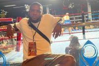 Денис Даглин подрался с женщиной-бойцом в Атланте