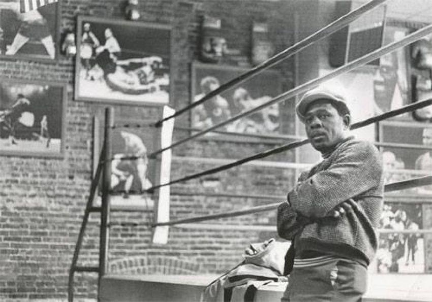 Великий отец чемпионов и прекрасный боксёр филадельфийской школы Джордж Бентон