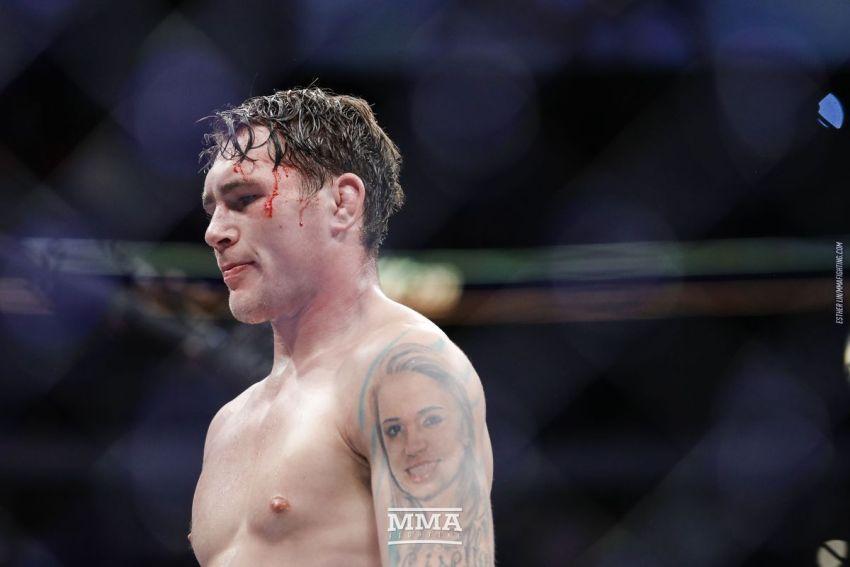 Даррен Тилл травмировался и не сможет подраться с Каннонье на UFC 248