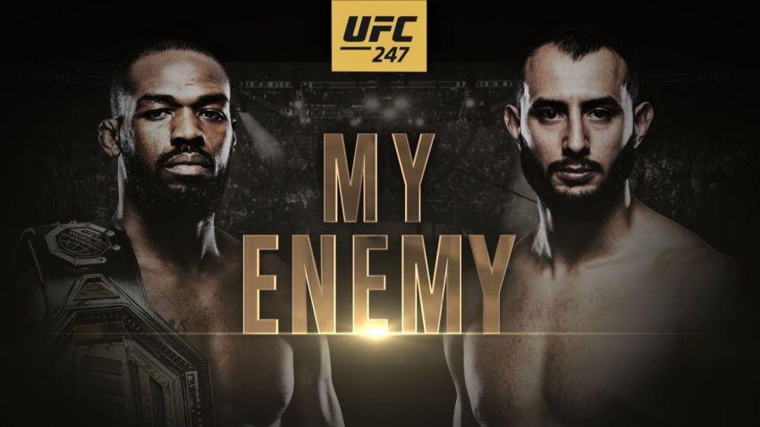 РП ММА №3 (UFC 247): 9 февраля
