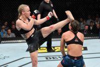 Реакция в Твиттере на брутальный нокаут Валентины Шевченко в бою с Джессикой Ай на UFC 238