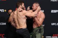 Видео боя Ион Куцелаба - Дастин Джейкоби UFC on ESPN 23