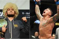Хорхе Масвидаль дал свой прогноз на бой Нурмагомедов - Порье на UFC 242