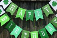 С днем рождения, Irish