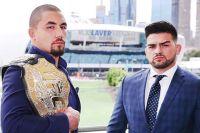 БК ММА №4 (UFC 234): 10 февраля