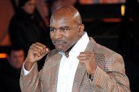 Эвандер Холифилд озвучил имя приоритетного соперника для своего возвращения в ринг