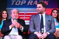 Боб Арум заявил, что бой Джошуа - Фьюри не состоится этим летом
