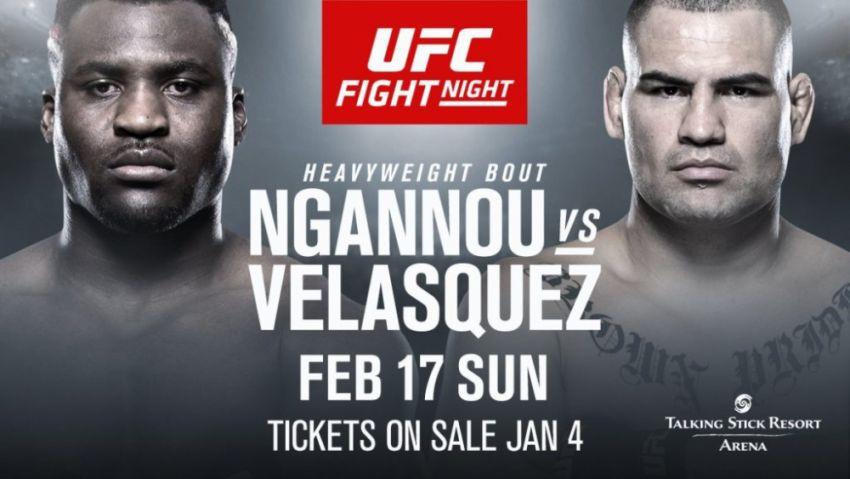 РП ММА №7 (UFC ON ESPN 1): 18 февраля
