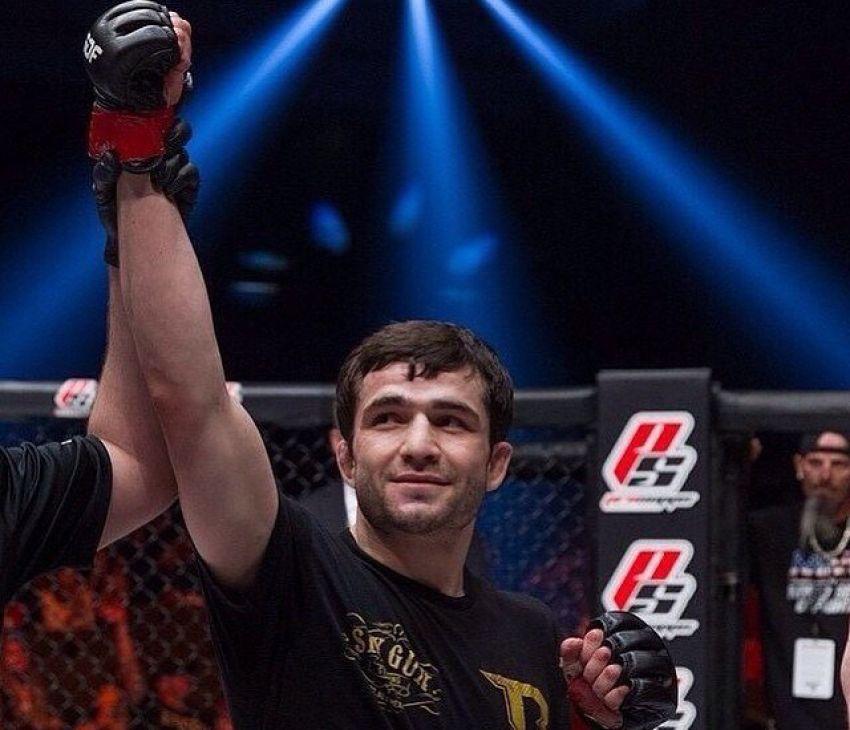 Россиянин Тимур Валиев близок к переходу в UFC