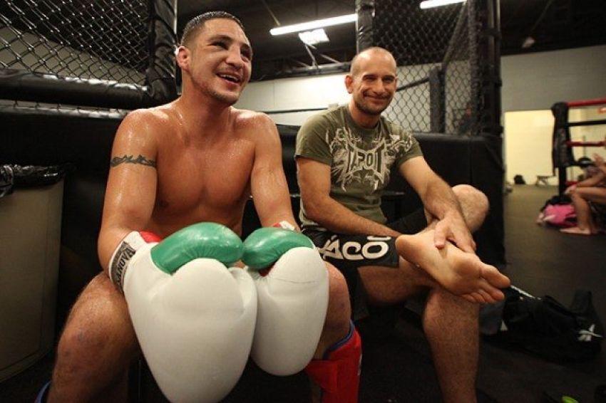 Диего Санчес покинул Jackson Wink MMA из-за недостатка внимания со стороны тренеров