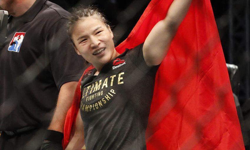 Бонусы турнира UFC Fight Night 157: Джессика Андраде - Вейли Жанг