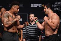 Видео боя Грег Харди - Дмитрий Смоляков UFC Fight Night 150