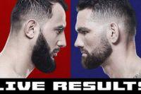 Результаты турнира UFC on ESPN 6: Крис Вайдман - Доминик Рейес
