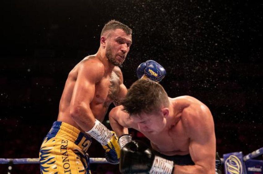 """Василий Ломаченко: """"Я очень давно в боксе, поэтому мое тело немного устало"""""""