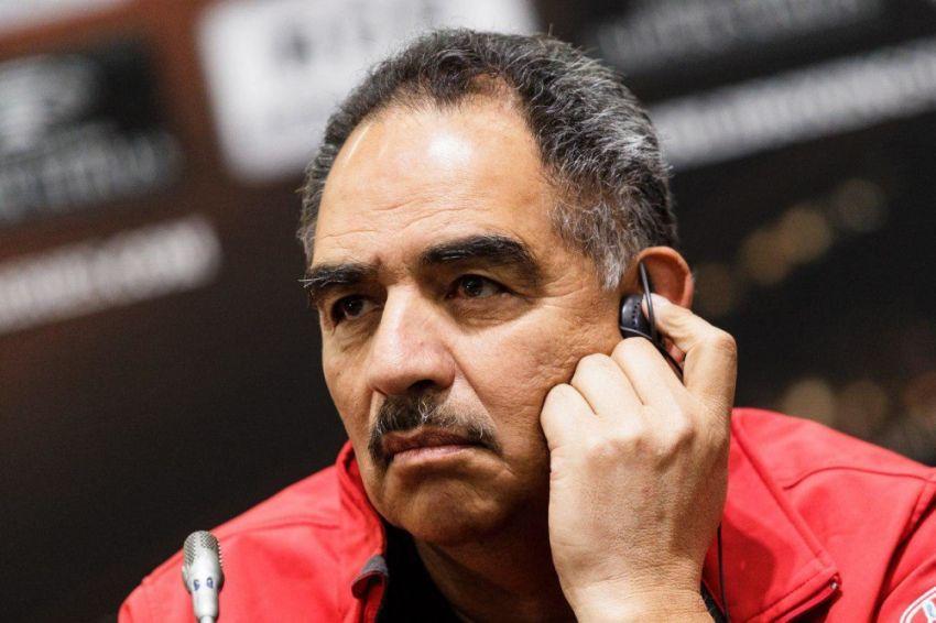 Абель Санчес отреагировал на слова Головкина об отсутствии у него мексиканского стиля