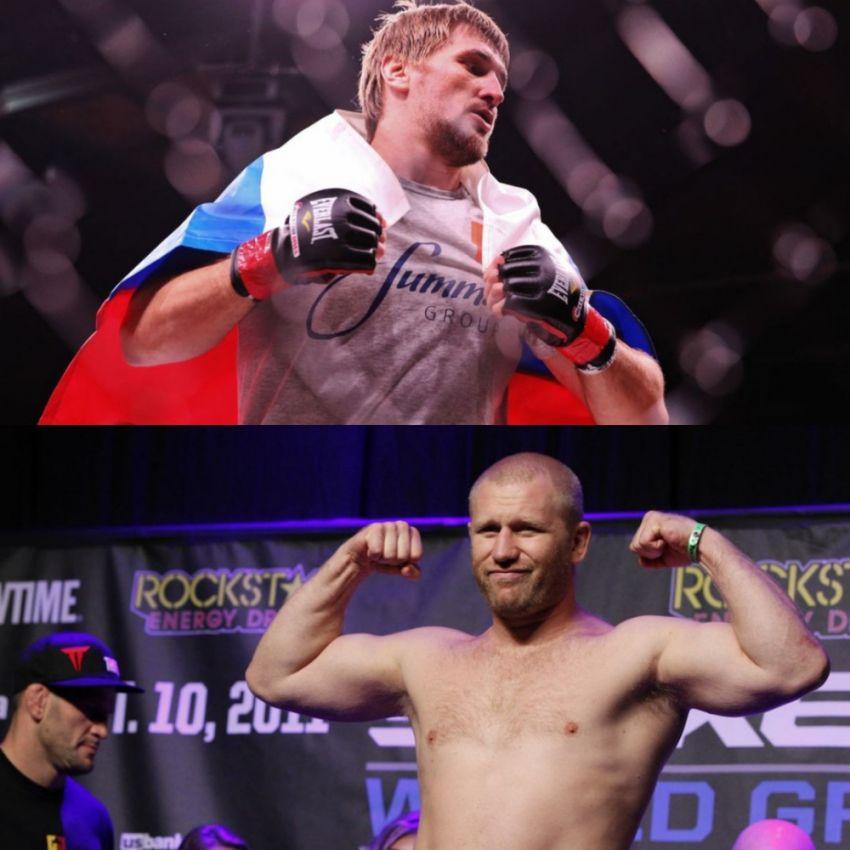 Сергей Харитонов проведет бой с Виталием Минаковым