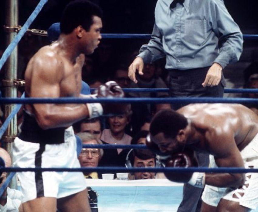 Ферди Пачеко вспоминает второй бой Мухаммеда Али и Джо Фрейзера