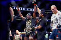 Медицинские отстранения после турнира UFC 235: Джонс - Смит