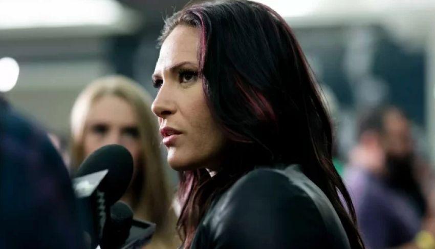 Кэт Зингано думала, что потеряла глаз в бою с Меган Андерсон