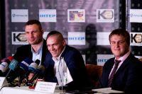 Виталий Кличко прокомментировал грядущий бой Усика с Джошуа