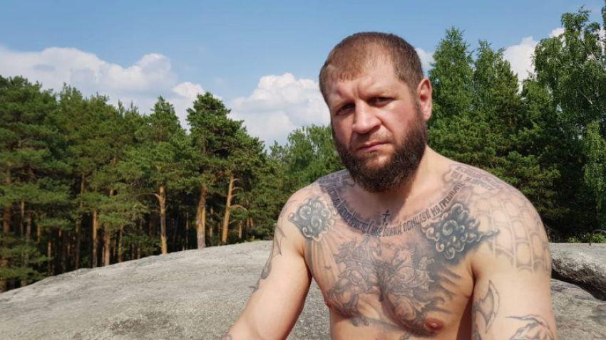Александр Емельяненко обещает избить Михаила Кокляева