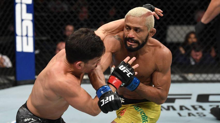 Deiveson Figueiredo needs Brandon Moreno rematch in June