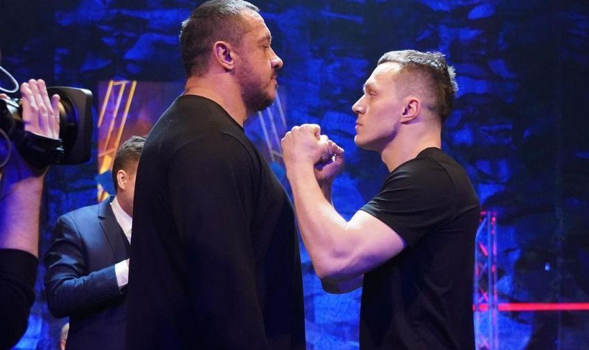 Артем Тарасов признался, сколько заработал за бой с Кокляевым