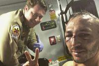 Лэндо Ванната после боя на UFC 216