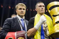 Александр Красюк объяснил, почему Усик предложил Джойсу подраться в Киеве