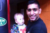Амир Хан рассказал о своих тренировках во время самоизоляции