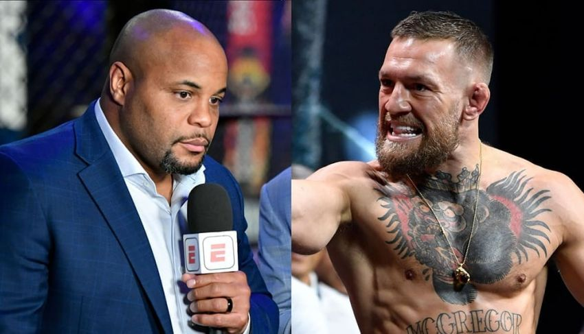 UFC news: Michael Bisping commented on the conflict between former champions Conor McGregor and Daniel Cormier