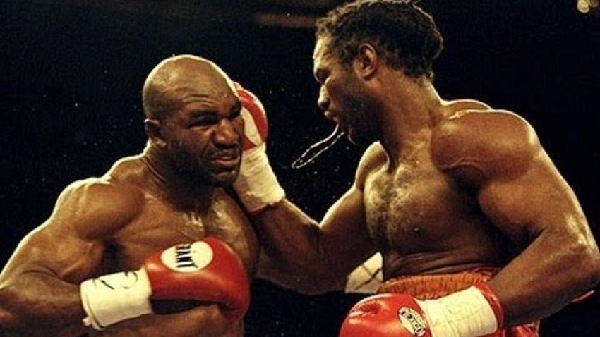 """Леннокс Льюис: """"Выходя на бой с Холифилдом, я думал, что мы будем боксировать"""""""