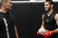 """Ислам Махачев: """"Кейн Веласкес был одним из моих любимых бойцов в UFC"""""""
