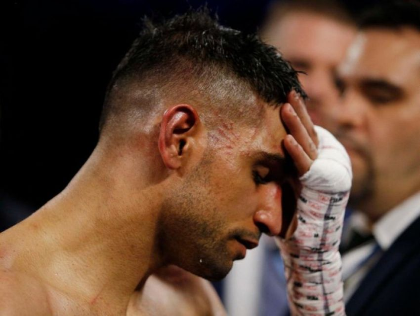 Амир Хан сделал заявление по поводу своего будущего в боксе