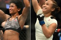 Мишель Уотерсон и Анджелла Хилл подерутся на турнире UFC в августе