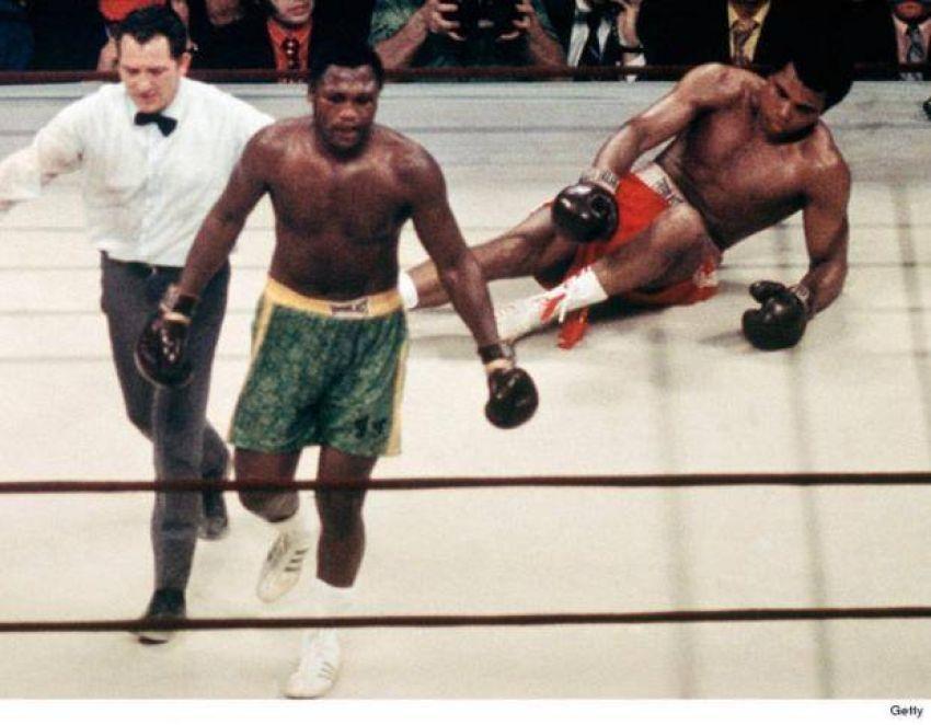 Этот день в истории: Джо Фрейзер победил Мохаммеда Али