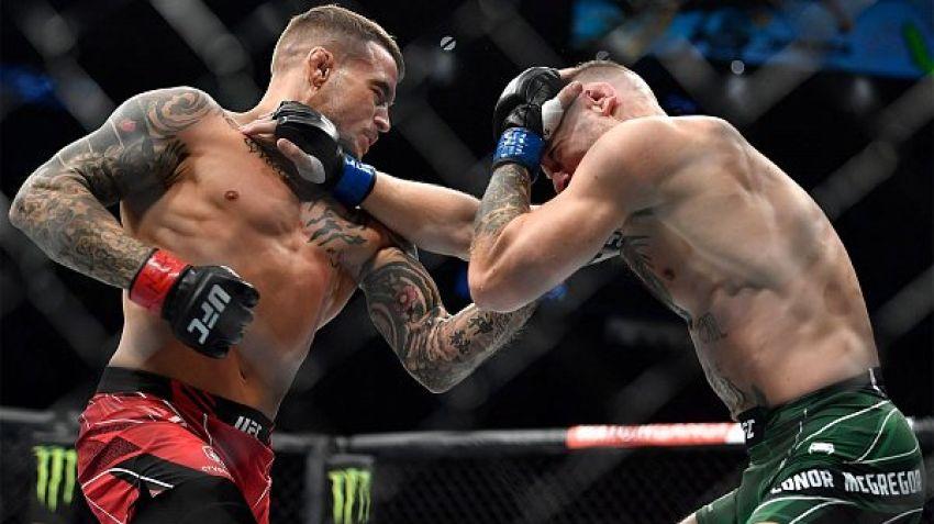 Ali Abdel-Aziz insulted McGregor after losing to Dustin Porrier