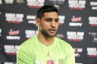 Амир Хан хочет получить большой бой в декабре 2018 года