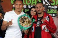 В реванше Салидо - Варгас на кону может стоять пояс WBC