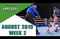 Лучшие Нокауты (Август 2019 - 2 Неделя)