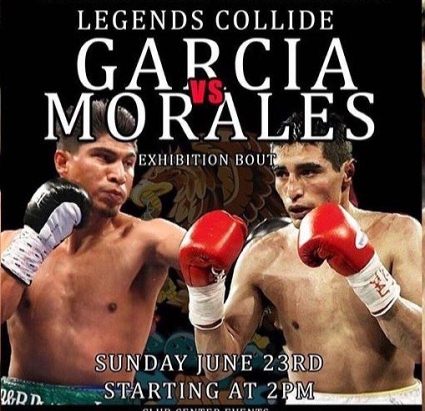 Майки Гарсия рассказал о своем предстоящем поединке с Эриком Моралесом
