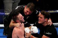 Джош Тейлор признался, что на победу в бою с Прогре его мотивировала потеря близкого человека