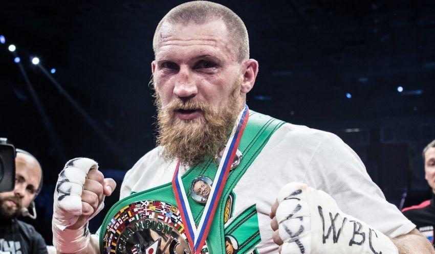 Дмитрий Кудряшов переходит в бриджервейт, где оспорит титул WBC с Евгением Романовым