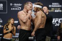 Видео боя Петр Ян - Юрайа Фэйбер UFC 245
